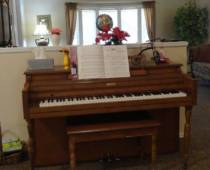 Cove Court Piano